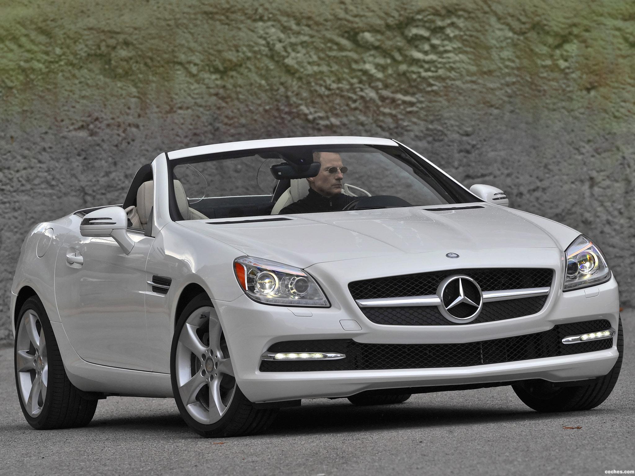 Foto 6 de Mercedes Clase SLK 350 USA 2011