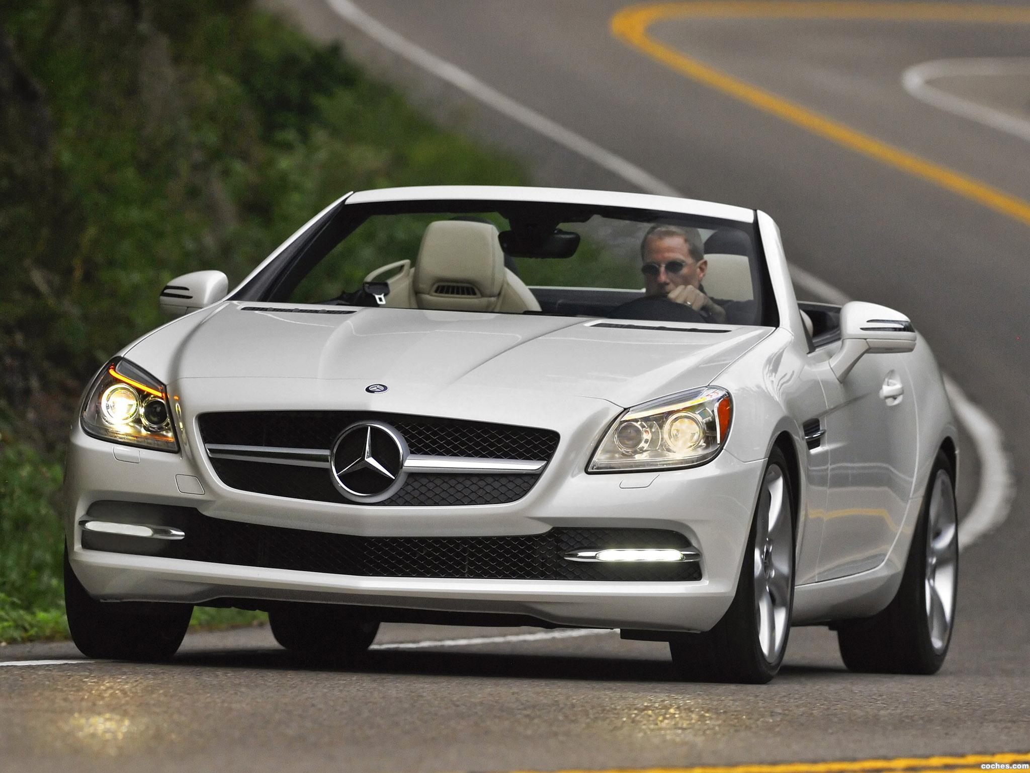 Foto 42 de Mercedes Clase SLK 350 USA 2011