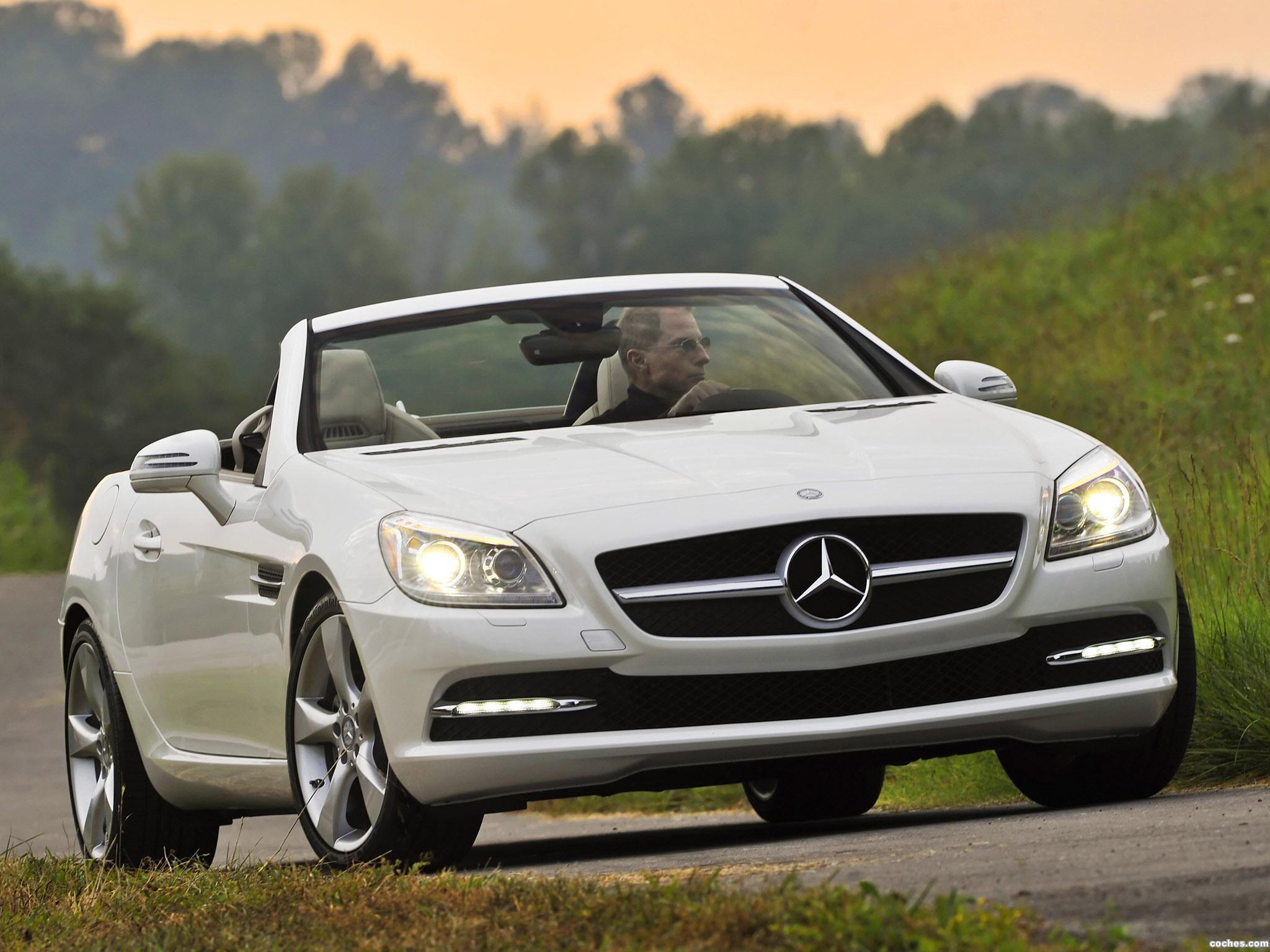 Foto 40 de Mercedes Clase SLK 350 USA 2011