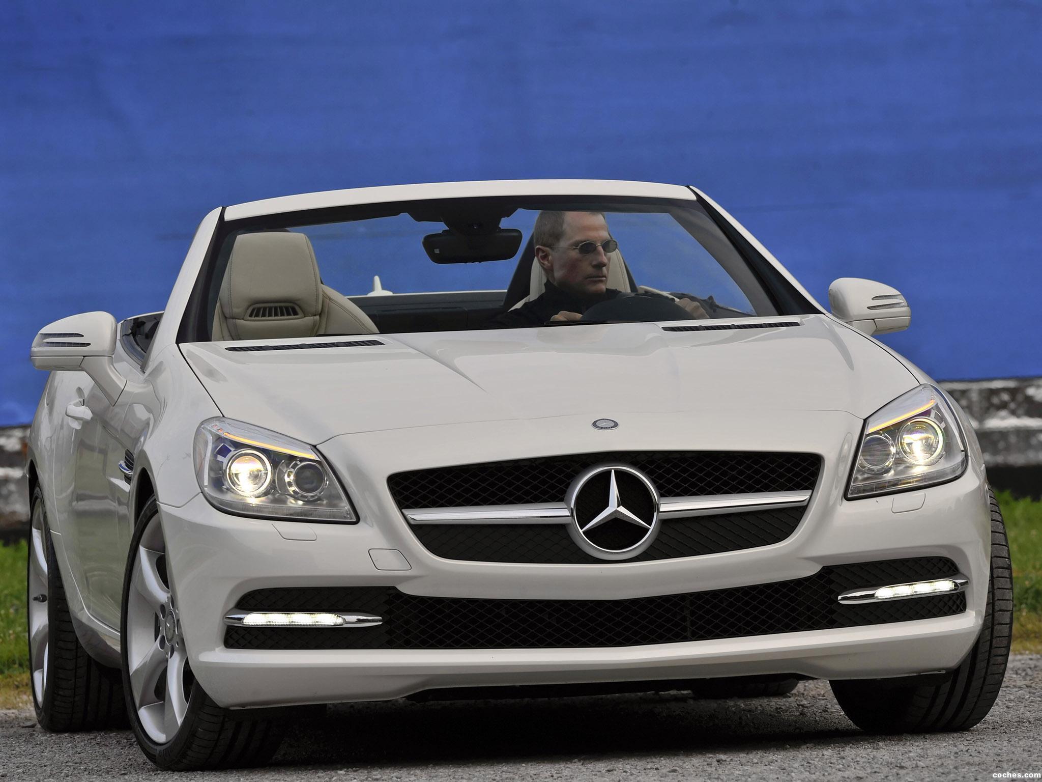 Foto 39 de Mercedes Clase SLK 350 USA 2011