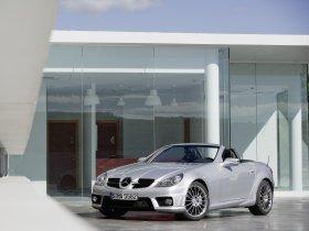 Ver foto 4 de Mercedes SLK AMG 2008