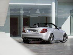 Ver foto 3 de Mercedes SLK AMG 2008