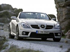 Ver foto 1 de Mercedes SLK AMG 2008