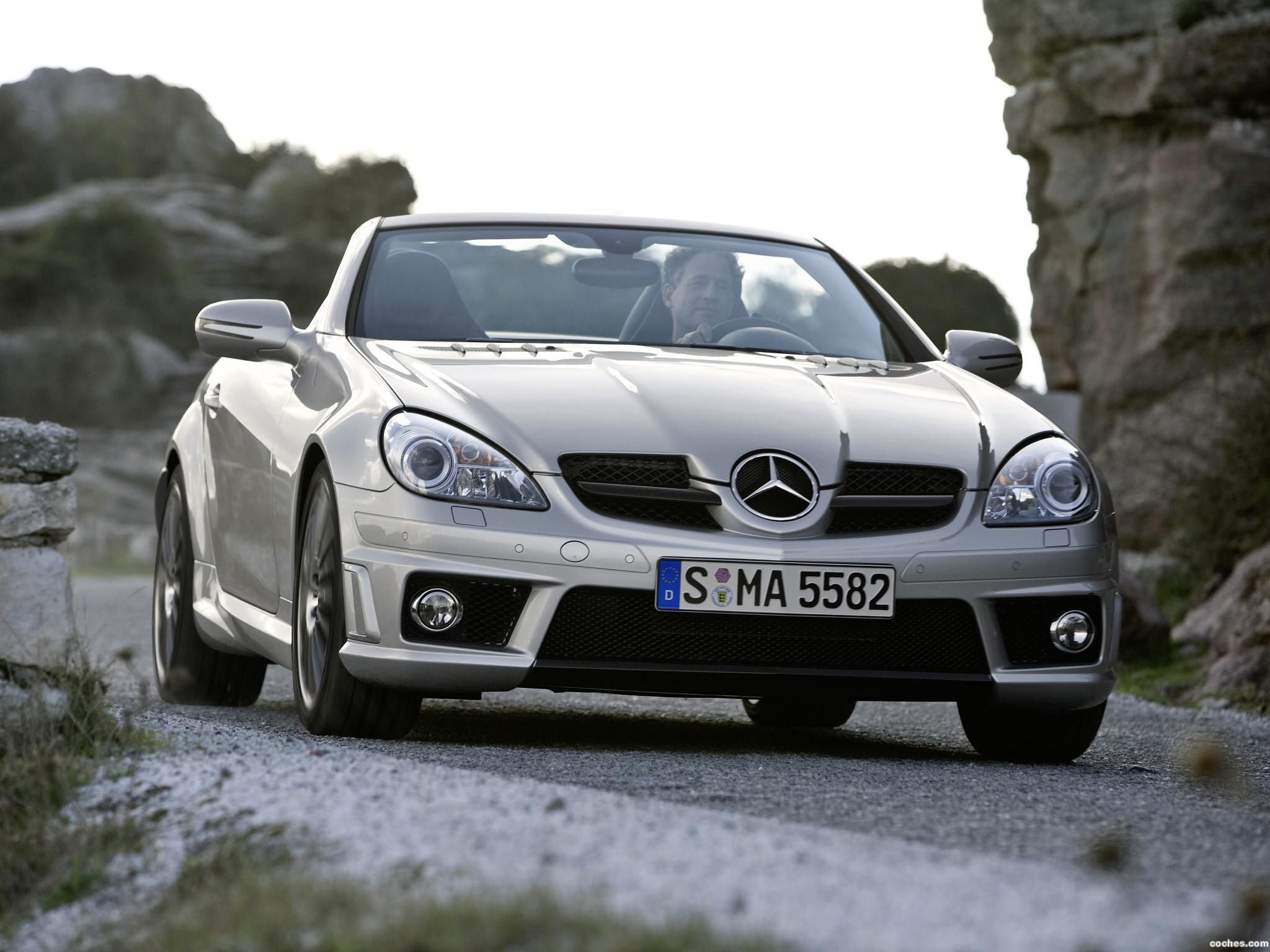 Foto 0 de Mercedes SLK AMG 2008