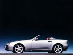 Ver foto 3 de Mercedes SLK Concept 1994