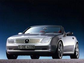 Ver foto 2 de Mercedes SLK Concept 1994