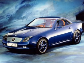 Ver foto 1 de Mercedes SLK Concept 1994
