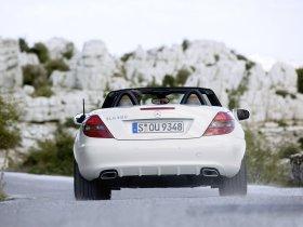 Ver foto 3 de Mercedes SLK Facelift 2008