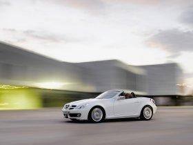 Ver foto 2 de Mercedes SLK Facelift 2008