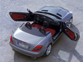 Ver foto 12 de Mercedes SLK Facelift 2008
