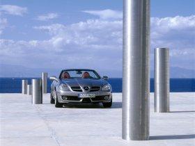 Ver foto 11 de Mercedes SLK Facelift 2008