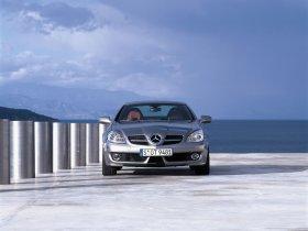 Ver foto 10 de Mercedes SLK Facelift 2008