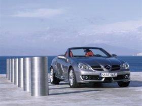 Ver foto 9 de Mercedes SLK Facelift 2008