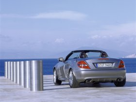 Ver foto 7 de Mercedes SLK Facelift 2008