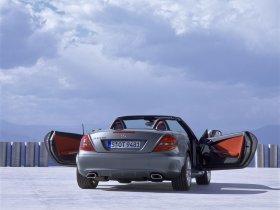 Ver foto 6 de Mercedes SLK Facelift 2008