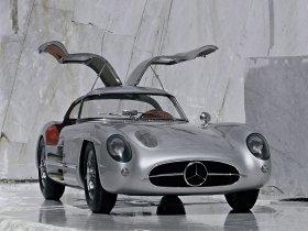Fotos de Mercedes SLR 300 Uhlenhaut Coupe W196S 1965