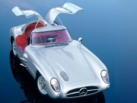 Ver foto 8 de Mercedes SLR 300 Uhlenhaut Coupe W196S 1965