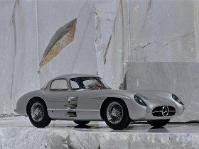 Ver foto 6 de Mercedes SLR 300 Uhlenhaut Coupe W196S 1965