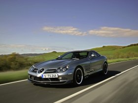 Fotos de Mercedes SLR 722 Edition Born On 2006