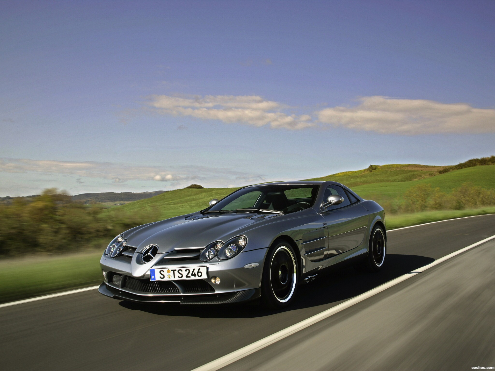 Foto 0 de Mercedes SLR 722 Edition Born On 2006