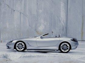 Ver foto 24 de Mercedes SLR Concept 1999