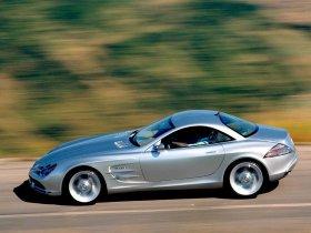 Ver foto 15 de Mercedes SLR Concept 1999