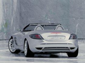 Ver foto 13 de Mercedes SLR Concept 1999