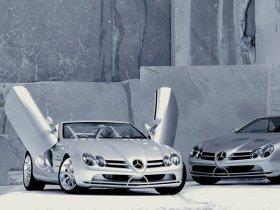 Ver foto 12 de Mercedes SLR Concept 1999