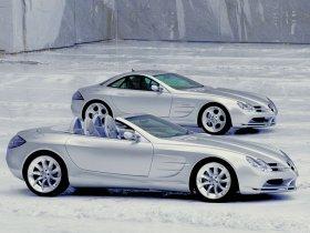 Ver foto 11 de Mercedes SLR Concept 1999