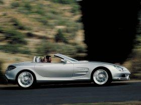 Ver foto 8 de Mercedes SLR Concept 1999