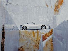 Ver foto 7 de Mercedes SLR Concept 1999