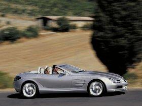 Ver foto 6 de Mercedes SLR Concept 1999