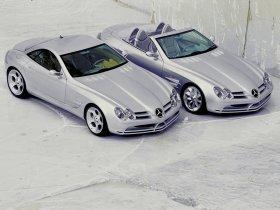 Ver foto 5 de Mercedes SLR Concept 1999