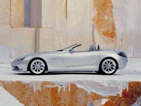 Ver foto 4 de Mercedes SLR Concept 1999