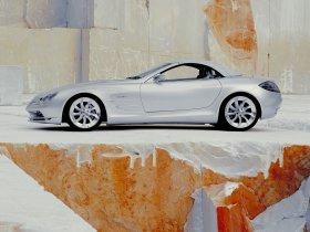 Ver foto 2 de Mercedes SLR Concept 1999