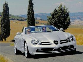Ver foto 1 de Mercedes SLR Concept 1999