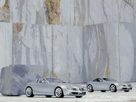 Ver foto 22 de Mercedes SLR Concept 1999