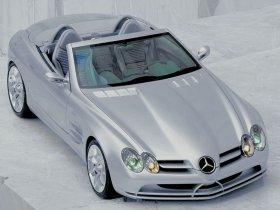 Ver foto 21 de Mercedes SLR Concept 1999