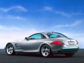 Ver foto 19 de Mercedes SLR Concept 1999