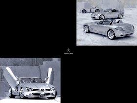 Ver foto 18 de Mercedes SLR Concept 1999
