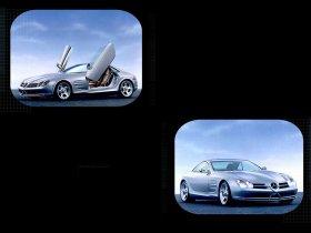Ver foto 17 de Mercedes SLR Concept 1999