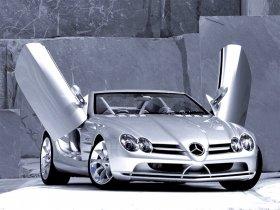 Ver foto 16 de Mercedes SLR Concept 1999