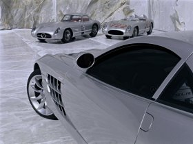 Ver foto 20 de Mercedes SLR McLaren 2004