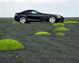 Ver foto 2 de Mercedes SLR McLaren 2004