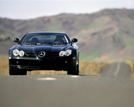 Fotos de Mercedes SLR