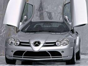 Ver foto 16 de Mercedes SLR McLaren 2004