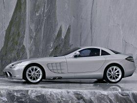 Ver foto 14 de Mercedes SLR McLaren 2004