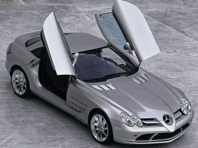 Ver foto 13 de Mercedes SLR McLaren 2004