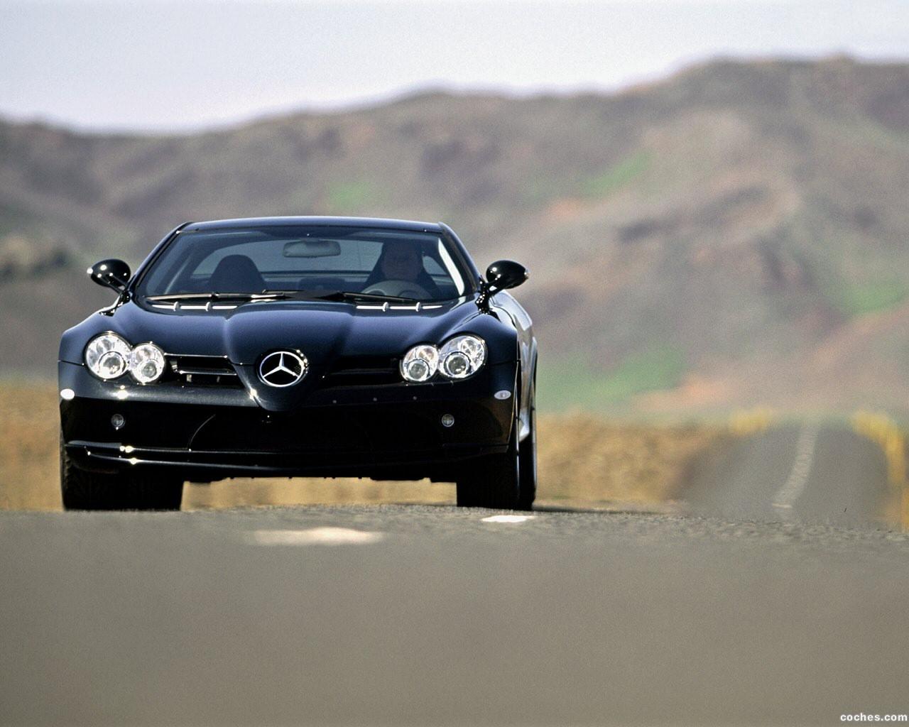 Foto 0 de Mercedes SLR McLaren 2004