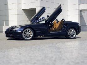 Ver foto 10 de Mercedes SLR Rroadster McLaren 2007
